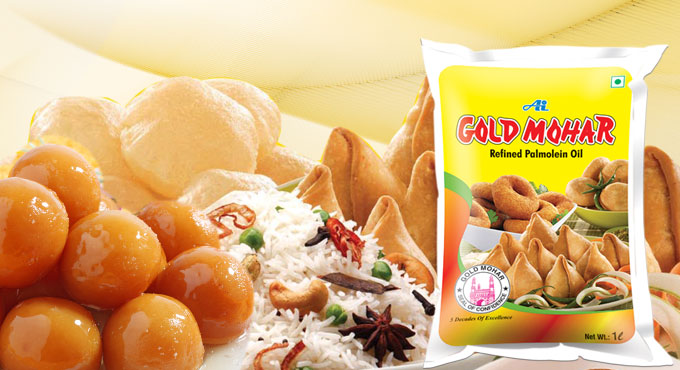 Refined Palm Oil Manufacturer