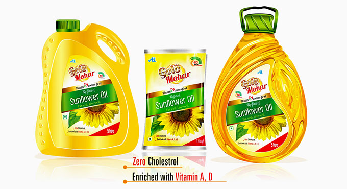 Refined Sunflower Oil Suppliers In Andhra Pradesh